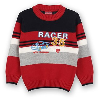 Round Neck Sweater (8907264022453)