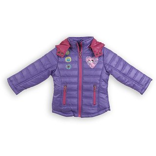 Padded Hooded Jacket (8907264045995)