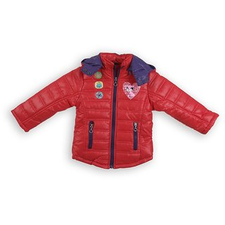 Padded Hooded Jacket (8907264046053)