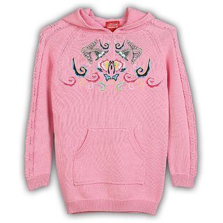 Hooded Tunic Sweater (8907264014809)