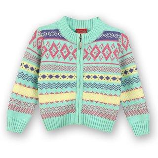 Woolen Cardigan (8907264021203)