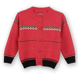 Woolen Cardigan (8907264021234)
