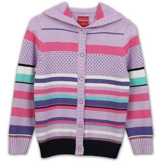 Hooded Cardigan Sweater (8907264021425)