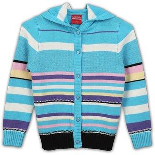 Hooded Cardigan Sweater (8907264021449)