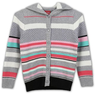 Hooded Cardigan Sweater (8907264021487)