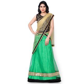 Thankar New Designer Green Colour Lehenga Choli