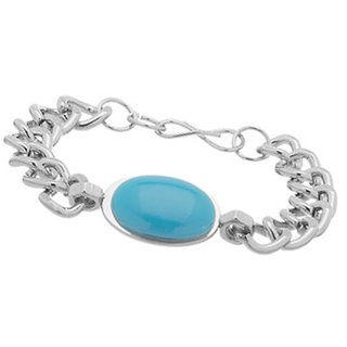 Men Style Silver   Salman Khan Inspired Steel   Bracelet available at ShopClues for Rs.139