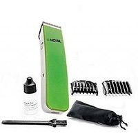 Nova Cordless 2 In 1 Advanced NHT 1045G Trimmer (Green)