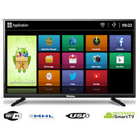 Weston WEL-3200S 32 Inch (81.28cm)Smart Android  LED Television