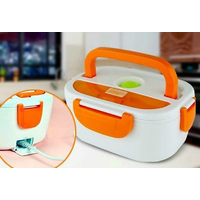 Electronic Heating Lunch Box - Enjoy Hot Food anytime ..anywhere..