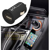 Vheelocity Universal Micro USB Car Phone Charger - Black