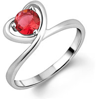 Om Jewells Sterling Silver Infinite Love ring for Women FR7000532