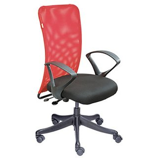 Mavi Executive Medium Back Chair-DMB-527 V