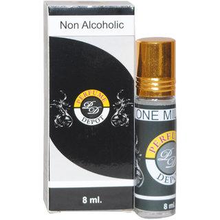ONE MILLION 8ml. Non alcoholic Attar- Essential oil