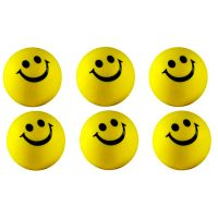 Smiley Ball - Set Of Six
