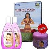Roopamrit Combo Pack of 2 + FREE Roopamrit Nikhar + FREE Shilpa Shetty Yoga CD
