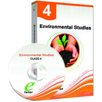 E-tutor Class IV Environmental Studies