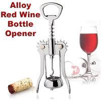 Hesinly Wine Bottle Opener Alloy Red Wine Bottle Opener Beer Champagne Bottle