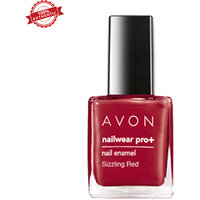 Avon Color Nailwear Pro Plus - Sizzling Red