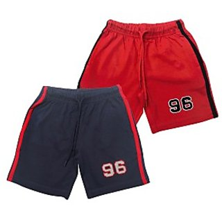 Juscubs 96 Shorts Navy-Red