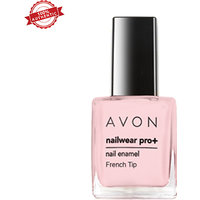 Avon Color Nailwear Pro Plus - French Tip Lilac