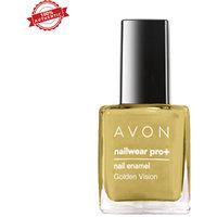 Avon Color Nailwear Pro Plus - Golden Vision
