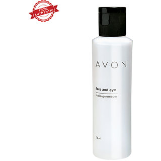 Avon Face and Eye Make up Remover