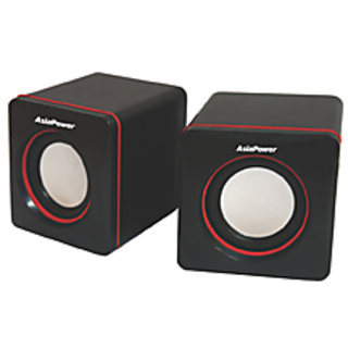 AsiaPower-Powersound-453u-2.0-USB-Speaker
