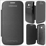 Samsung Mobile Galaxy Star Pro S7262 Premium Leather Flip Cover Case Book Style