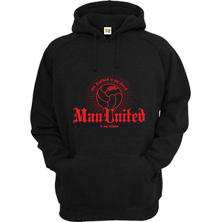 Man united Customized Hoodie