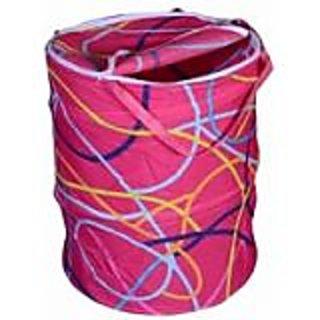 New Foldable Laundry Bag - Round