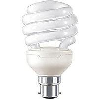 Today In's 15 Watt Pack 20 CFL Spiral Bulb