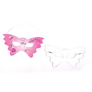 Funcart Birthday Princess Theme Eye Mask (6 Pcs/Pack)