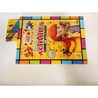 Funcart Funcart Winnie The Pooh Coloring Book With Crayons.
