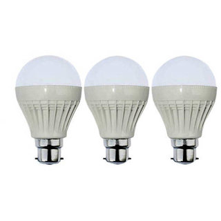 VRCT 12W LED Bulb Set of 3 Piece Combo Offer