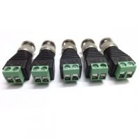 High Quality BNC Pin For CCTV Camera  DVR - Pack Of 5 Pieces