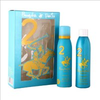 BEVERLY HILLS POLO CLUB WOMENS DEODORANT AND SHOWER GEL NO. 2 GIFTSET