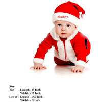 Santa Dress - Small Kid