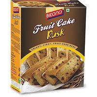Bikano Fruit Cake Rusk 400 Gm