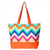 Waanii Womens Tote Bag Orange Wni919