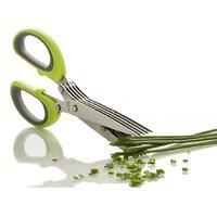 Trendmakerz 5 blade Scissor for Kitchen