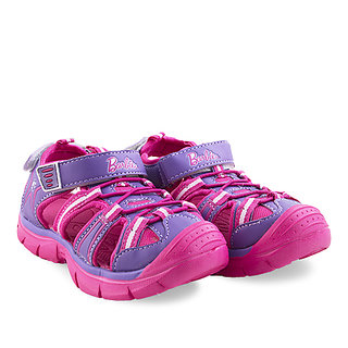Barbie Closed Sandals-(BB1DGN981-MAGENTA)