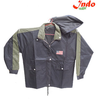 Indo Winter Synthetic Jacket For Men