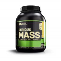 Optimum Nutrition Serious Mass 6 Lbs Banana