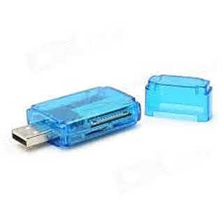 Multi Memory Card Reader USB 2.0