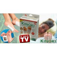 Kinoki Cleansing Detox Foot Pads - Cleanse And Energize Your Body And Experience