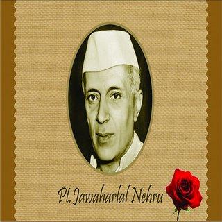 Stamp booklet Pandit Jawahar Lal Nehru