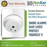 Smoke Detector | Smoke Alarms | Fire Alarm System