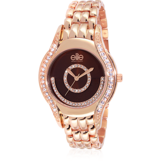 Elite Model'S Fashion Women Analog Watch - E53524G/805