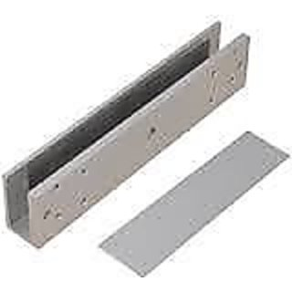 U Bracket for Glass Doors for 600 Series Electromagnetic / Magnetic Lock